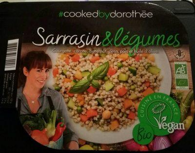 Sarrazin et legumes - Produit - fr