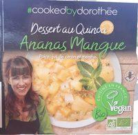 Dessert au Quinoa Ananas Mangue - Product