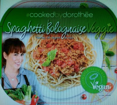 Spaghetti bolognaise thaï - Produit - fr