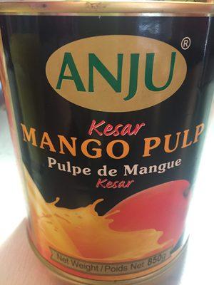 Pulpe De Mangue 850ML - Ingrediënten - fr