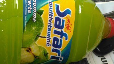 Pomme verte survitaminé - Product - fr