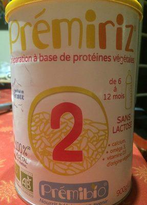 Prémiriz 2 - Product - fr