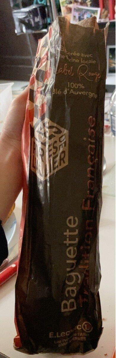 Baguette label rouge - Prodotto - fr