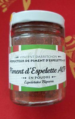 Aoc Piment D'espelette - Product