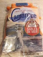 Carottes des sables de Camargue - Produit - fr