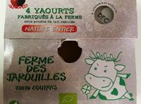 Yaourt nature entier - Product