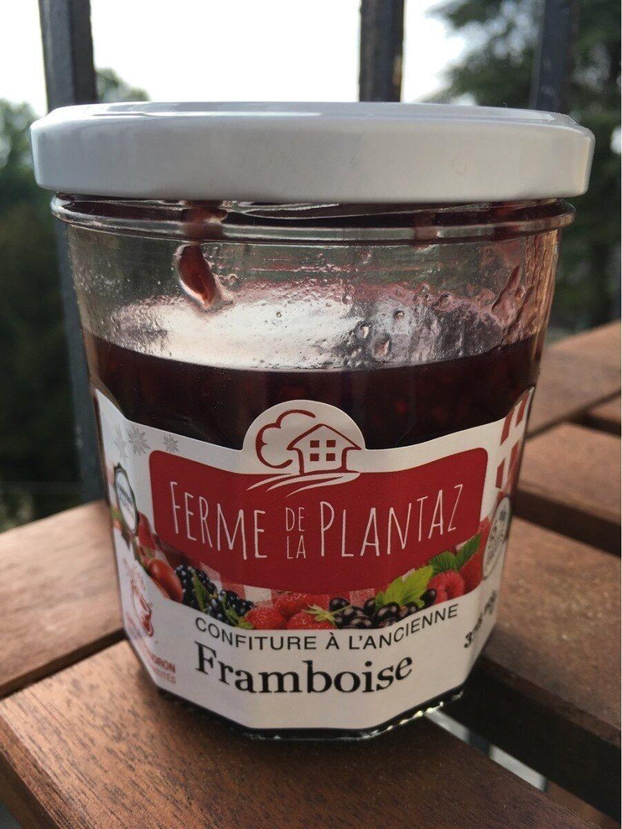 Confiture à l'ancienne Framboise - Prodotto - fr