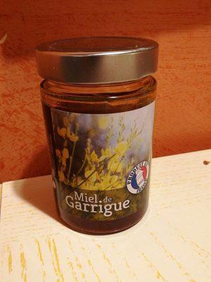 Miel de garrigue - Product