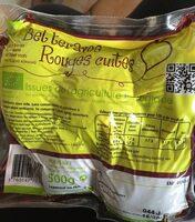 Betteraves rouges cuites - Ingrédients - fr