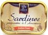 Sardines préparées à l'Ancienne (Jambon Fumé) - Produit