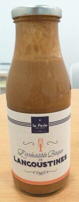Bisque de langoustines - Produit - fr