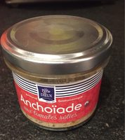 Verrine d'anchoïade aux tomates rôties - Produit - fr