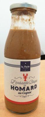 Bisque de Homard au cognac - Produit - fr