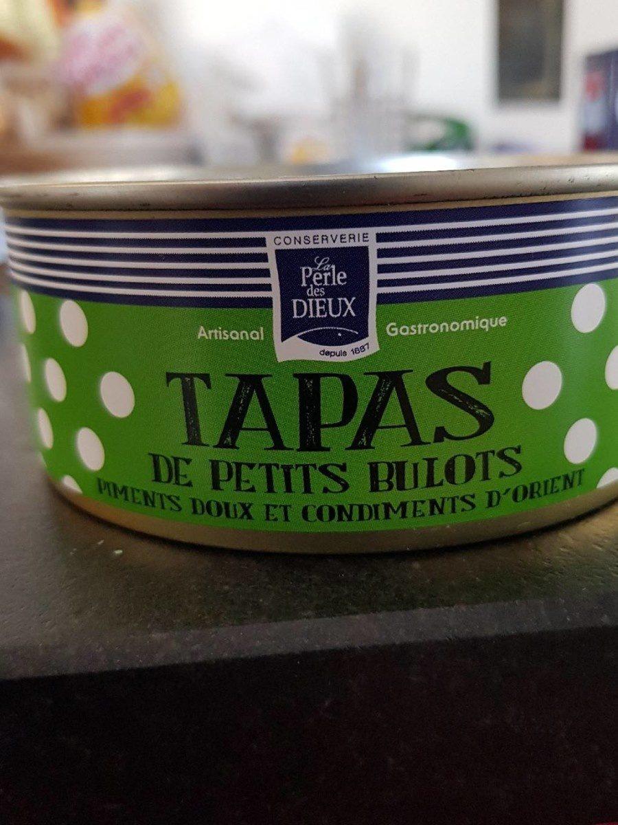 Tapas de petits bulots, piments doux et condiments d'Orient - Product - fr