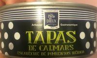 Tapas de calamars - Produit - fr