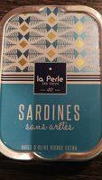 Sardines sans arêtes - Produit - fr