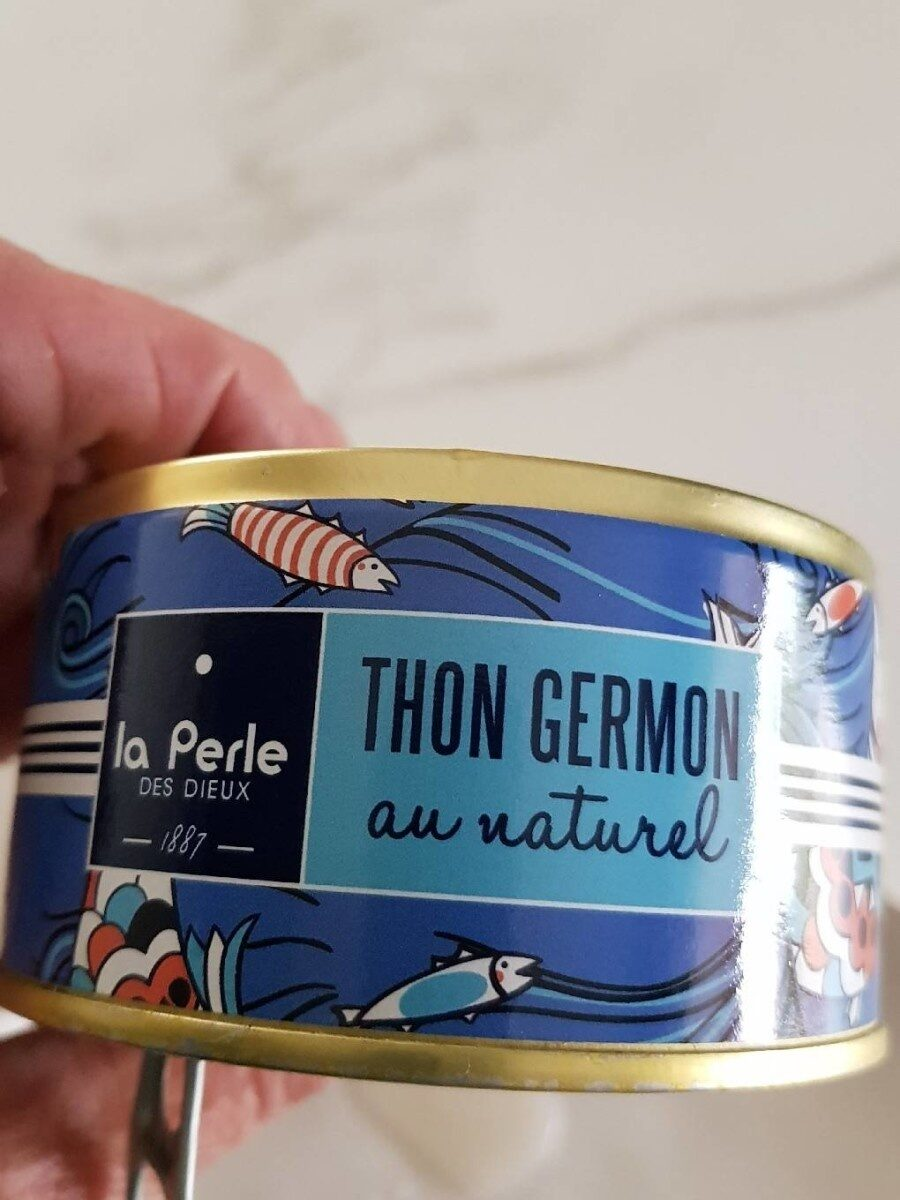 Thon Germinal au naturel - Produit - fr
