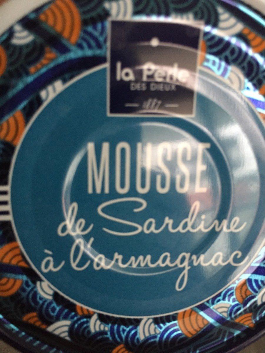 Mousse sardigne a l'armagnac - Produit - fr