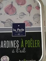 Sardines à poêler à l'ail - Produit - fr