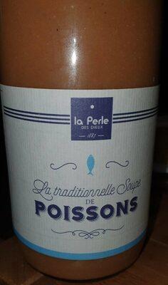 La traditionnelle soupe de poissons - Producto - fr