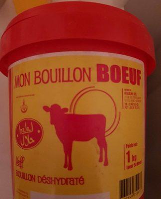 Bouillon Granulé Boeuf Halal - Product - fr
