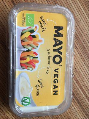 Mayo'vegan - Produit