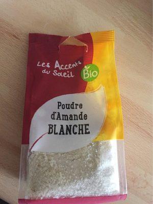 Amandes En Poudre Blanche Espagne - Product