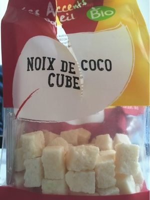 Noix de Coco Cube - Produit - fr
