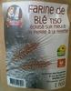 Farine de blé T150 - Product