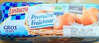 Gros Œufs Première Fraîcheur - Product - fr