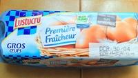 Gros Œufs Première Fraîcheur - Product