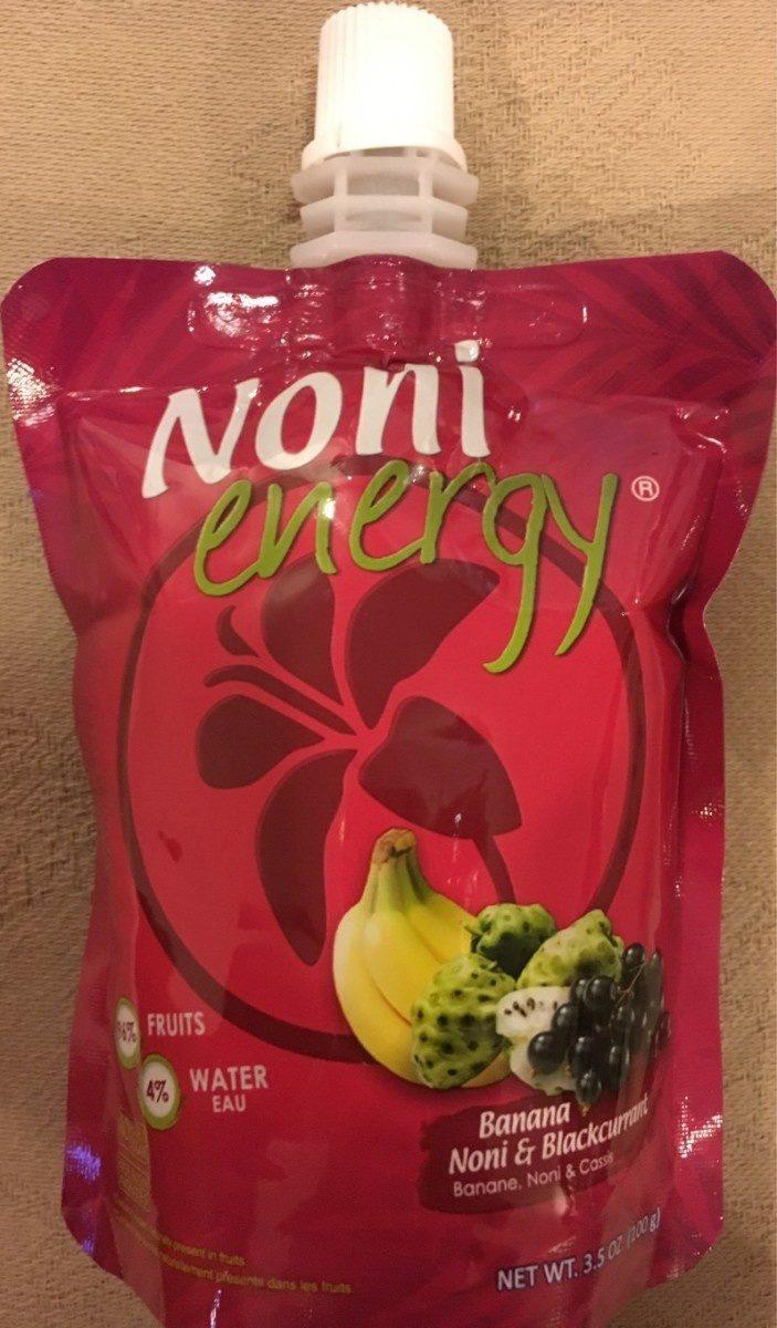 Banane noni & cassis - Produit - fr