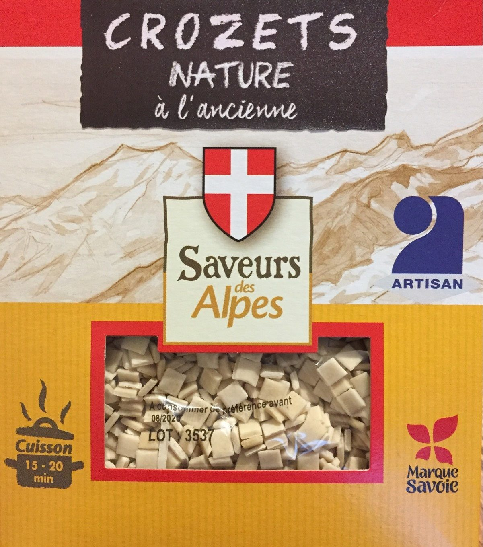Crozets nature a l'ancienne - Product - fr