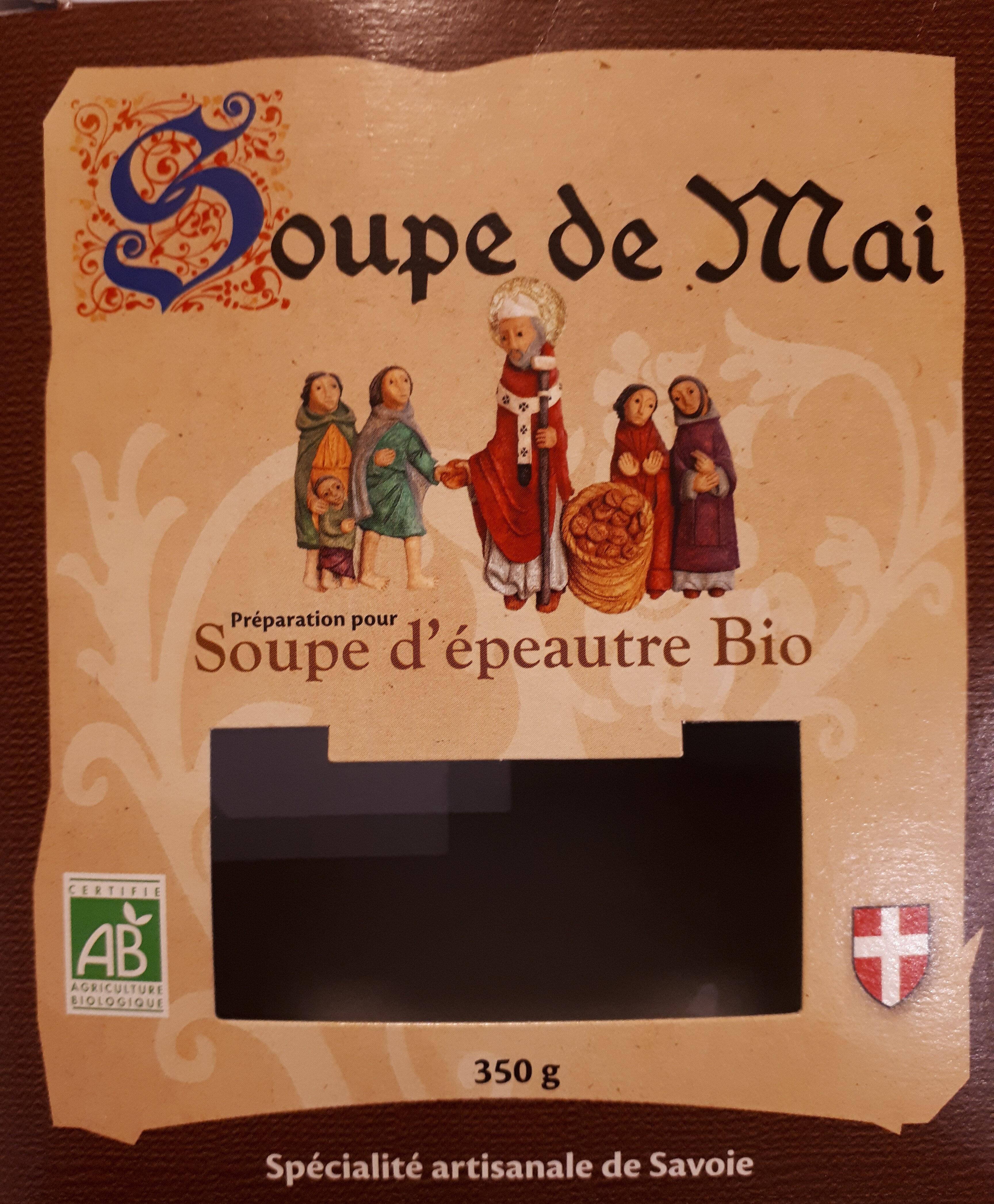 Soupe de mai - Produit - fr