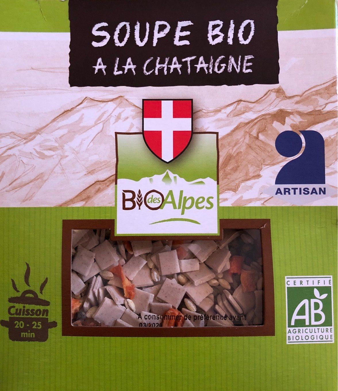 Soupe bio à la châtaigne - Product - fr