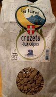 Crozets aux cèpes - Produit - fr