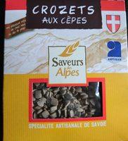 Crozet aux cèpes - Produit