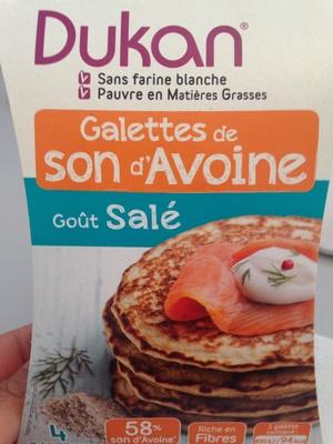galette regime dukan