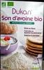 Dukan Son d'avoine bio - Product