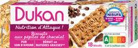 Biscuits aux pépites de chocolat - Product - fr