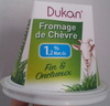 Fromage de Chèvre 1,2% MG - Producto