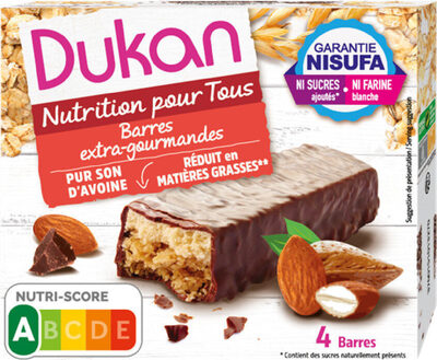 Barres extra-gourmandes - Product - fr