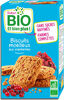 Biscuits BIO aux cranberries - Produit