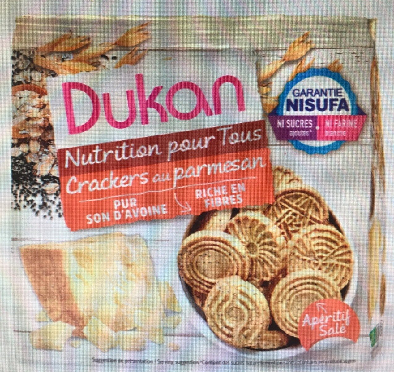 Crackers au parmesan - Product