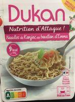Noodles de konjac au bouillon d'Emma - Produit - fr