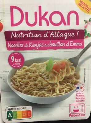 Noodles de konjac au bouillon d'Emma - Produit