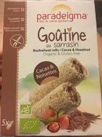 Gourmandise au sarrasin - Product