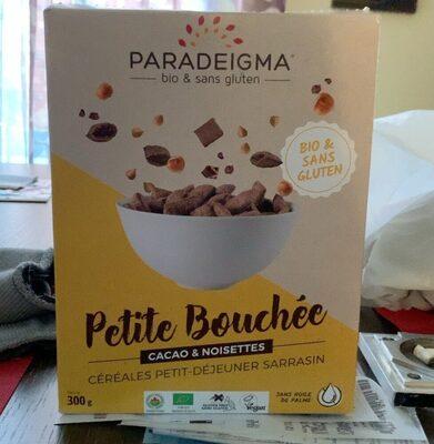 Petite Bouchée Cacao Noisettes - Product - en