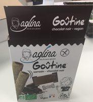 Goûtine sarrasin fourrée chocolat noir, bio, sans gluten, Vegan, sans huile de palme - Product - fr