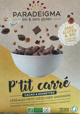 P'tit Carré - Produit - fr